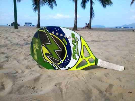 Raquete-beach-tenis